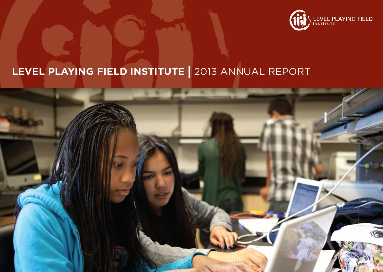 2013 LPFI Annual Report